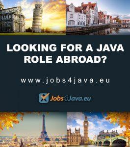 jobs4java java jobs europe